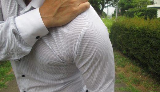 施術例 ~重度の肩こり~【40代 男性 会社員】